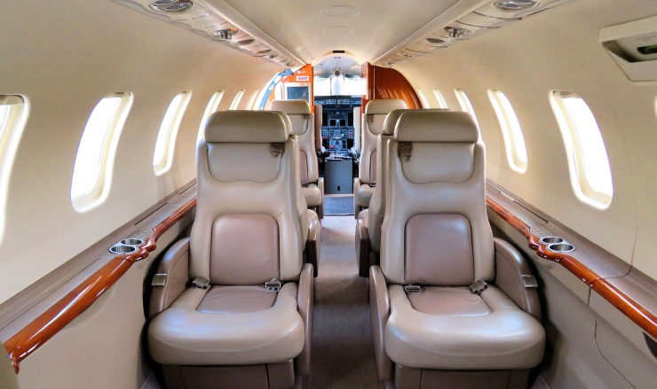 Learjet 45 sn 230 - Interior 2